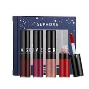 🆕Sephora Collection Mini Cream Lip Stain Set